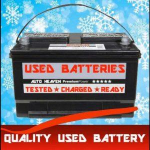 Used Car Battery Toronto