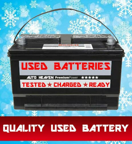USED CAR BATTERY TORONTO