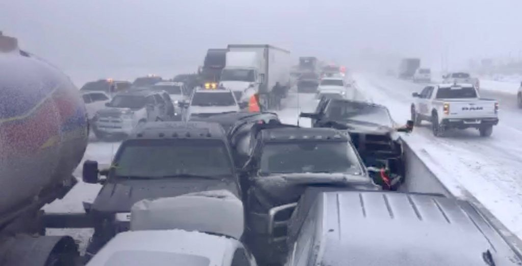 Tips for first winter driving in Canada