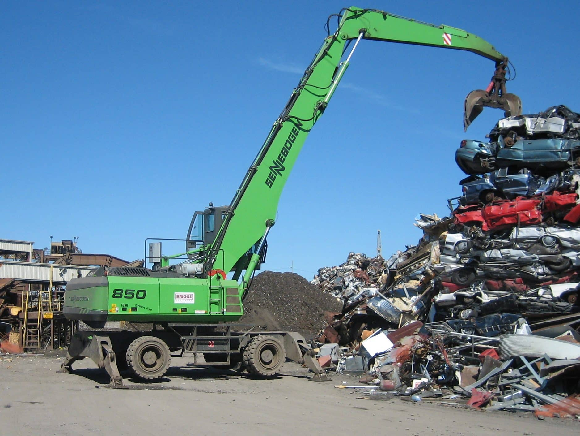 What is Auto Recycling?