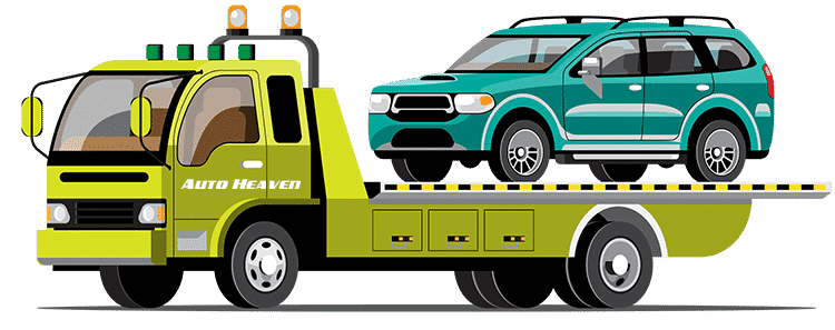tow truck scrap car removal