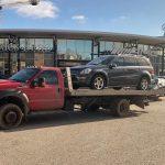 Mercedes GL Scrap