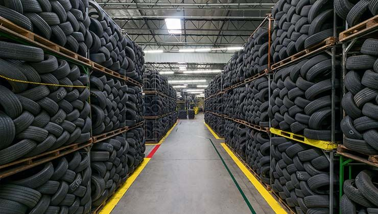 Explore the feasibility of buying used tires for your vehicle